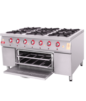 RANGES WITH OVEN