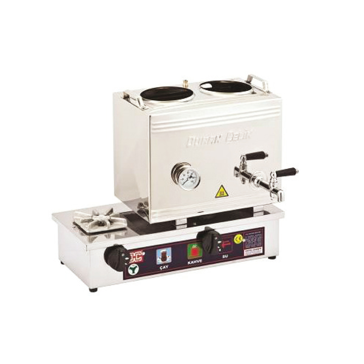 Tea Boiler Welded 30 - Electric