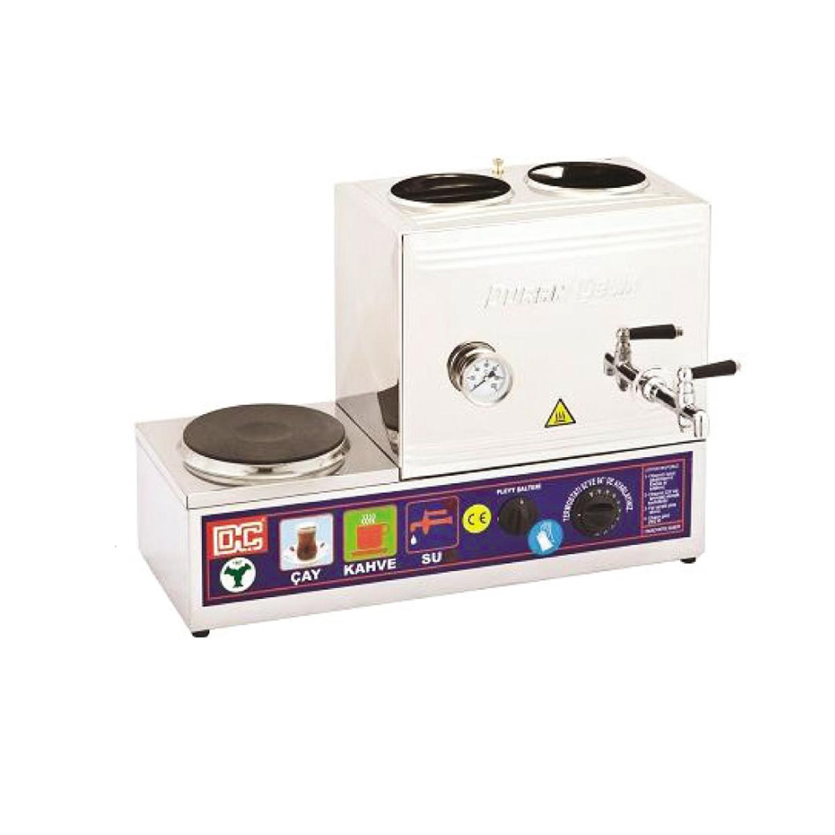 Tea Boiler Threaded 30 -  Electric