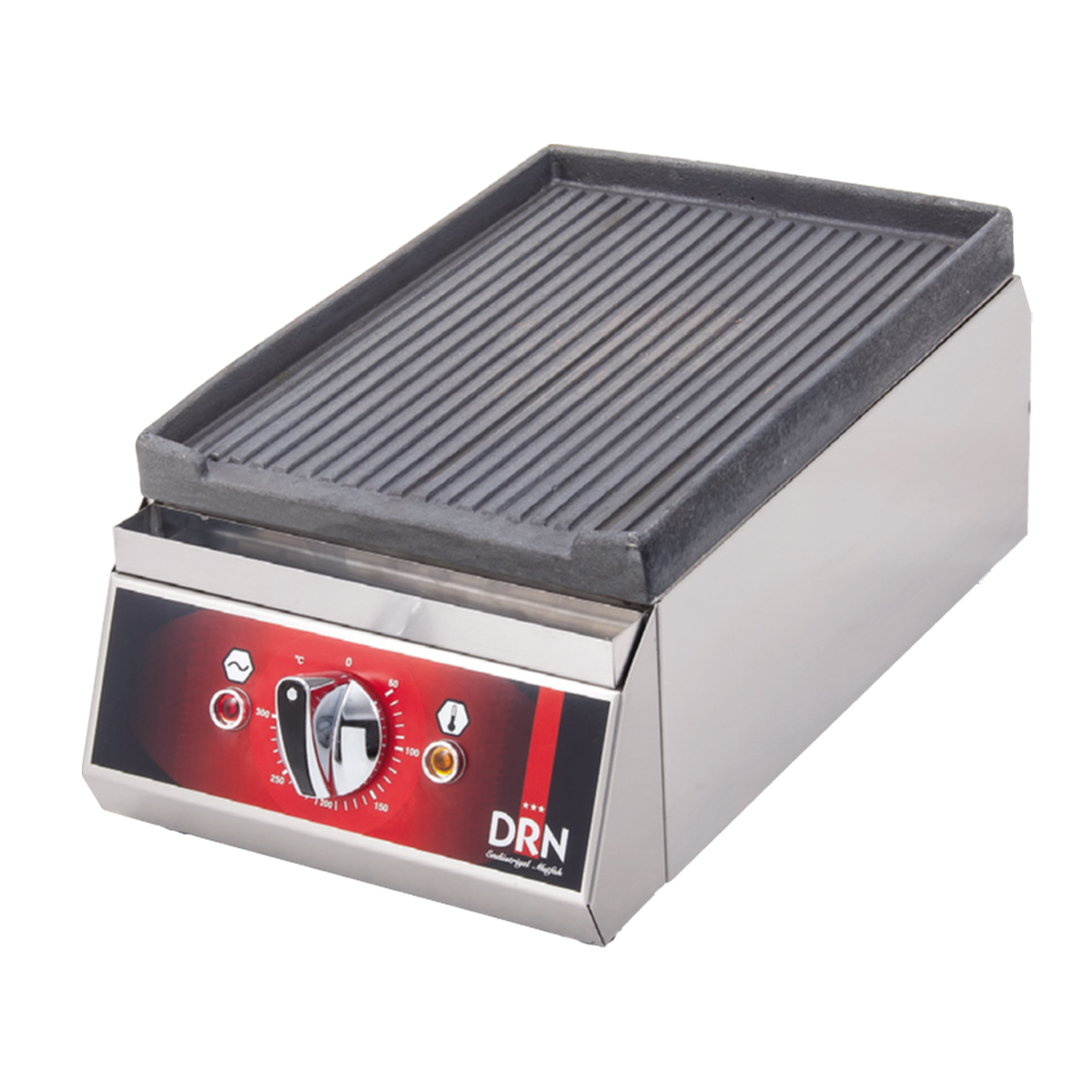Cast Iron Grill - 30cm - Electric