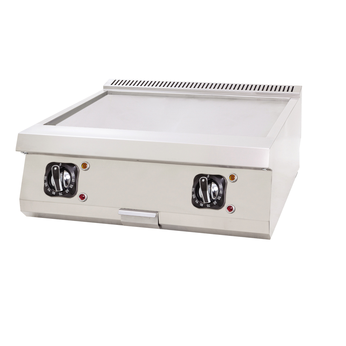 Elektrikli Izgara Düz - 80x60