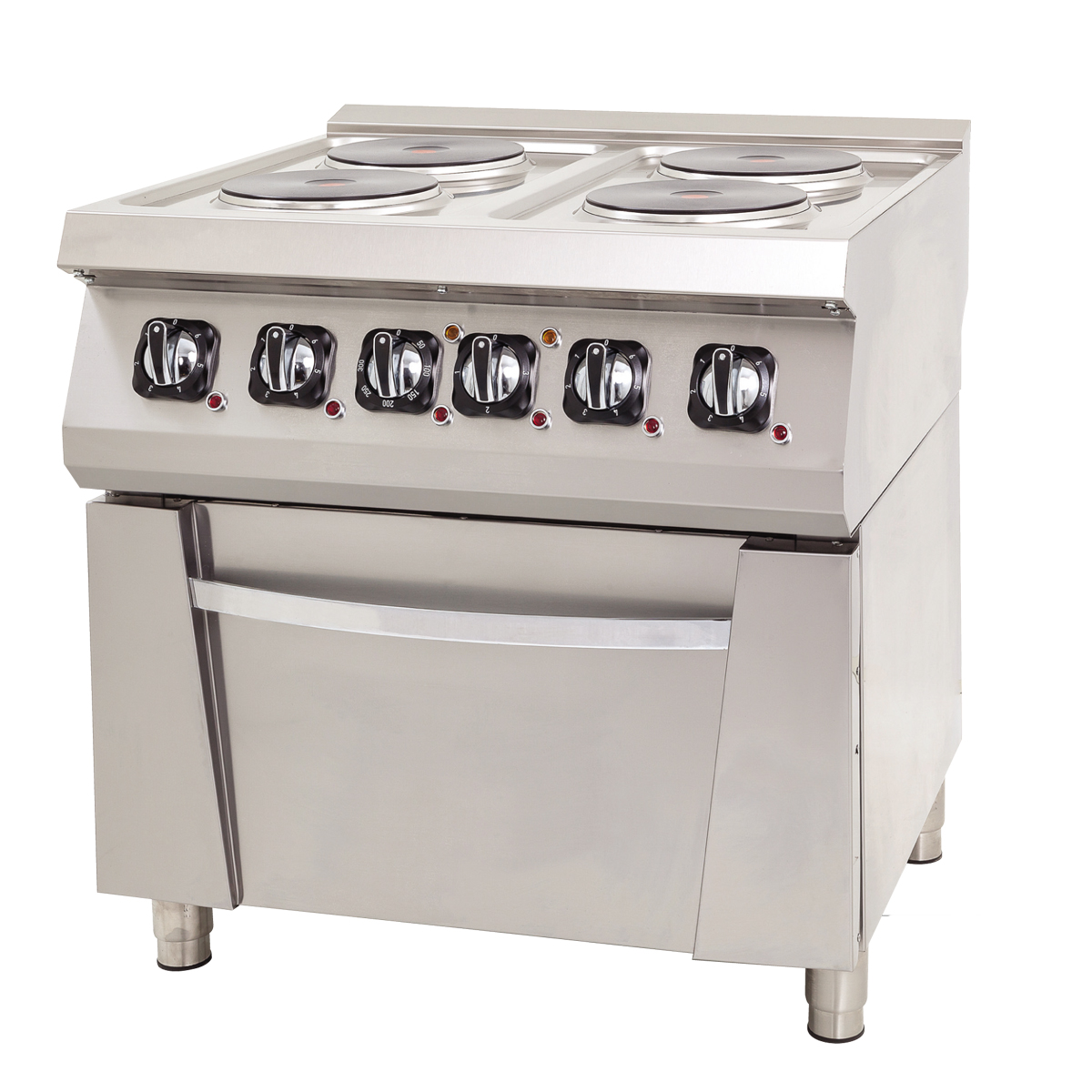 Electric Range with Oven - 80x70