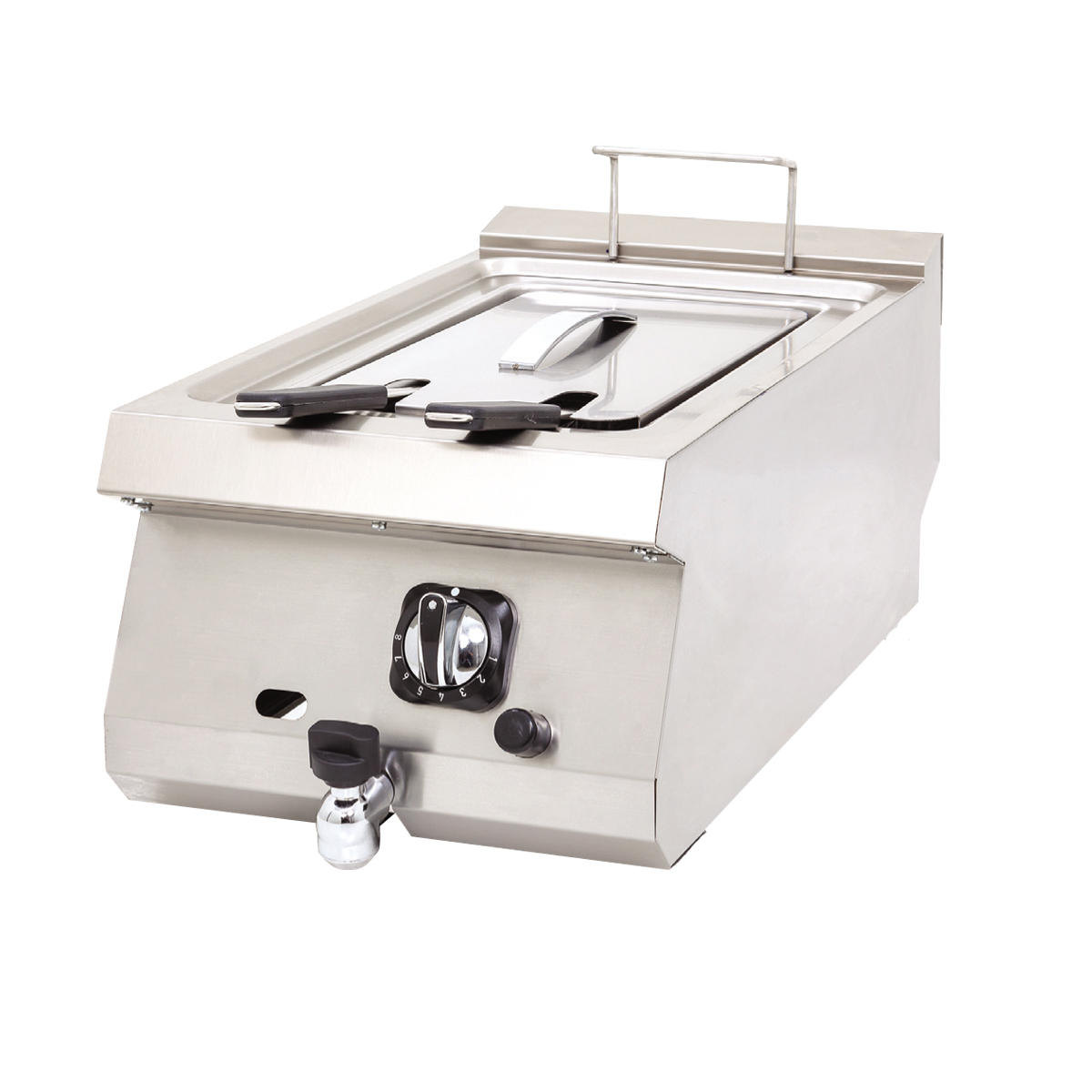 Gas Fryer - 40x60