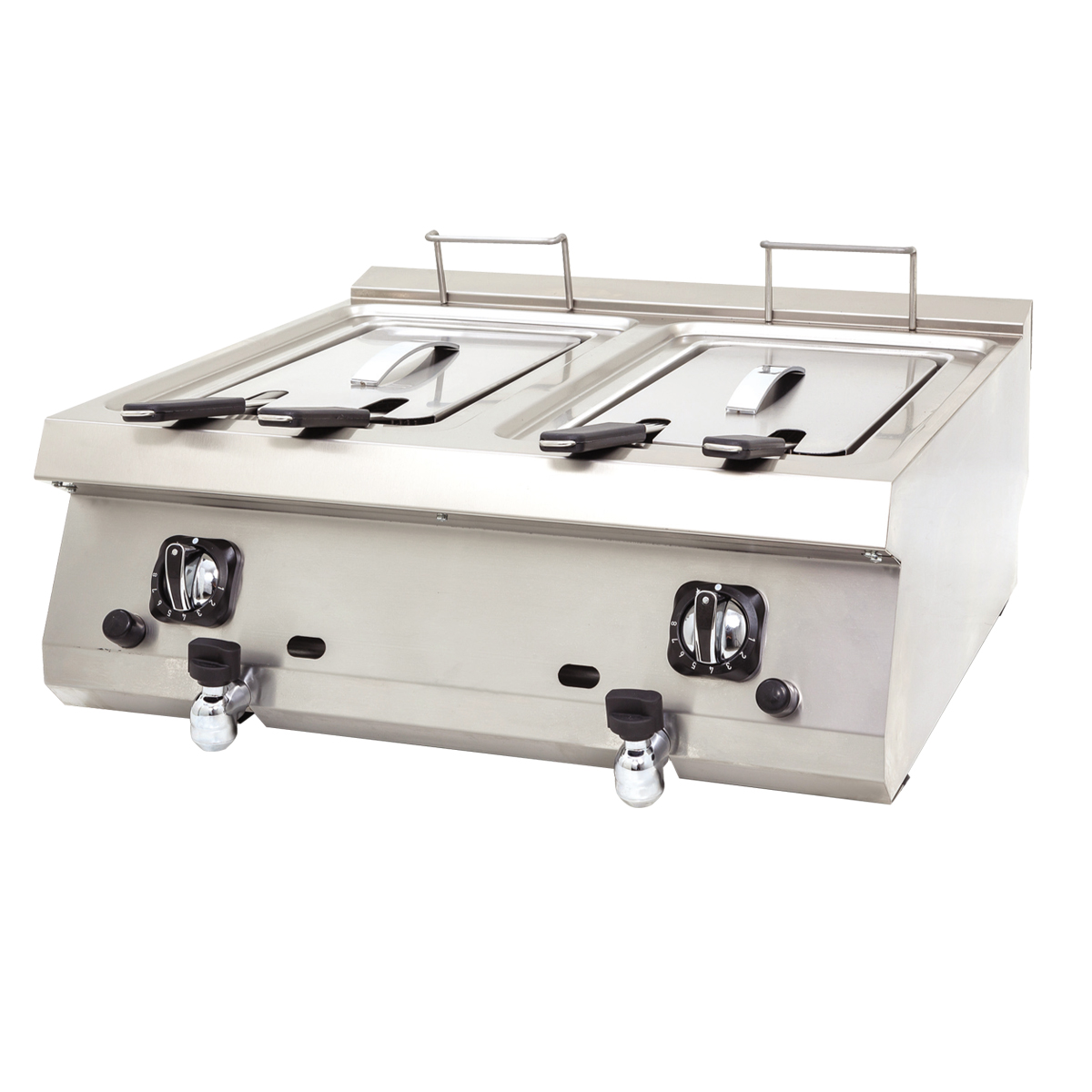 Gas Fryer - 70x60