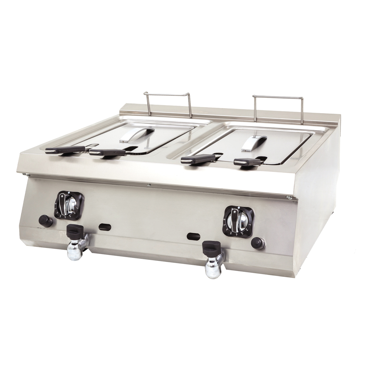 Gas Fryer - 80x70
