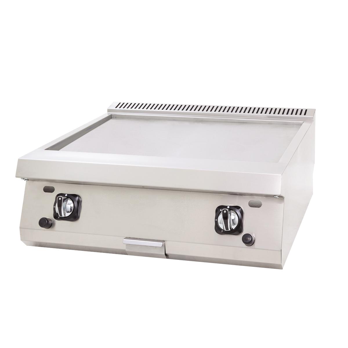 Gas Grill Flat - 80x60