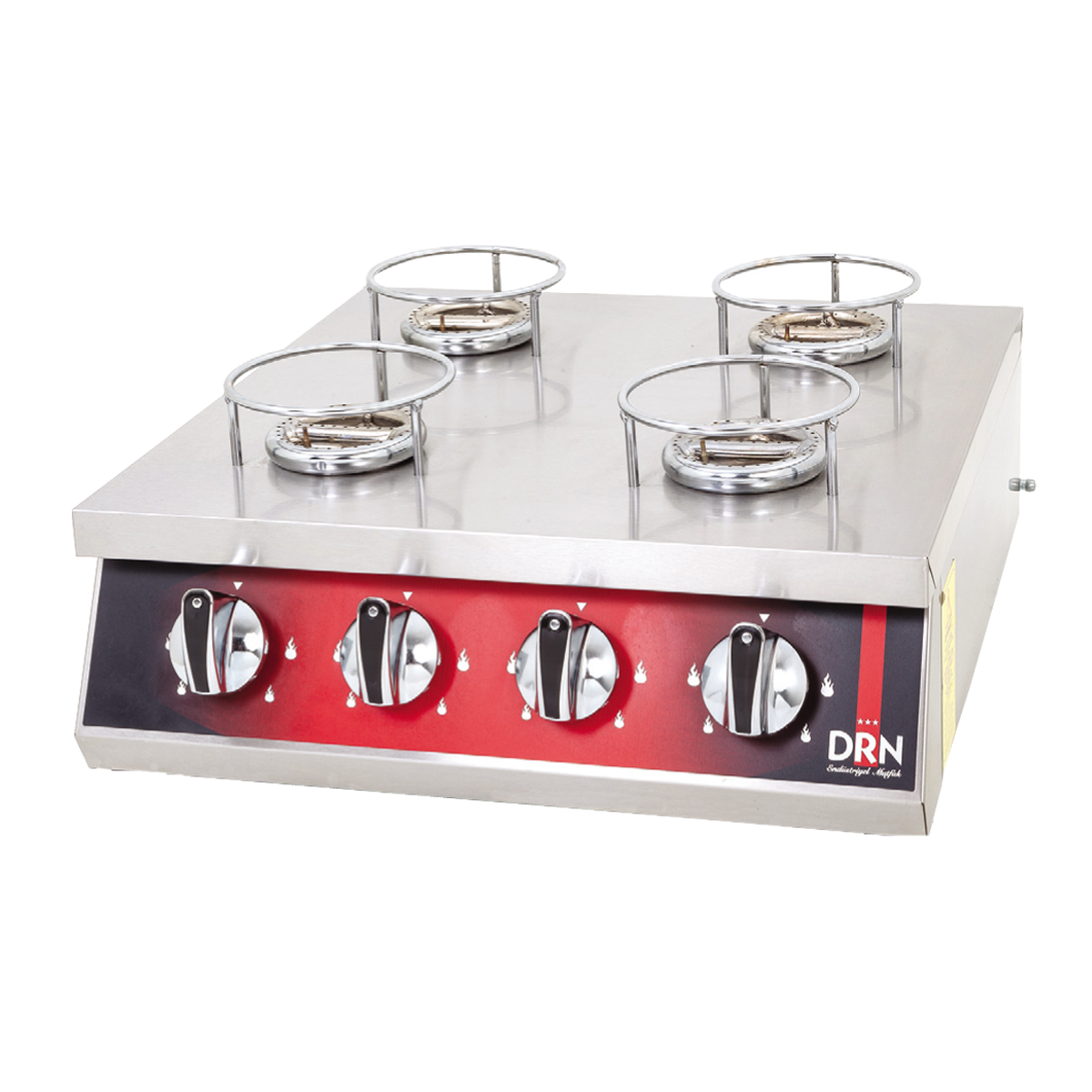 Kunefe Cooker - 4 Burners - Gas