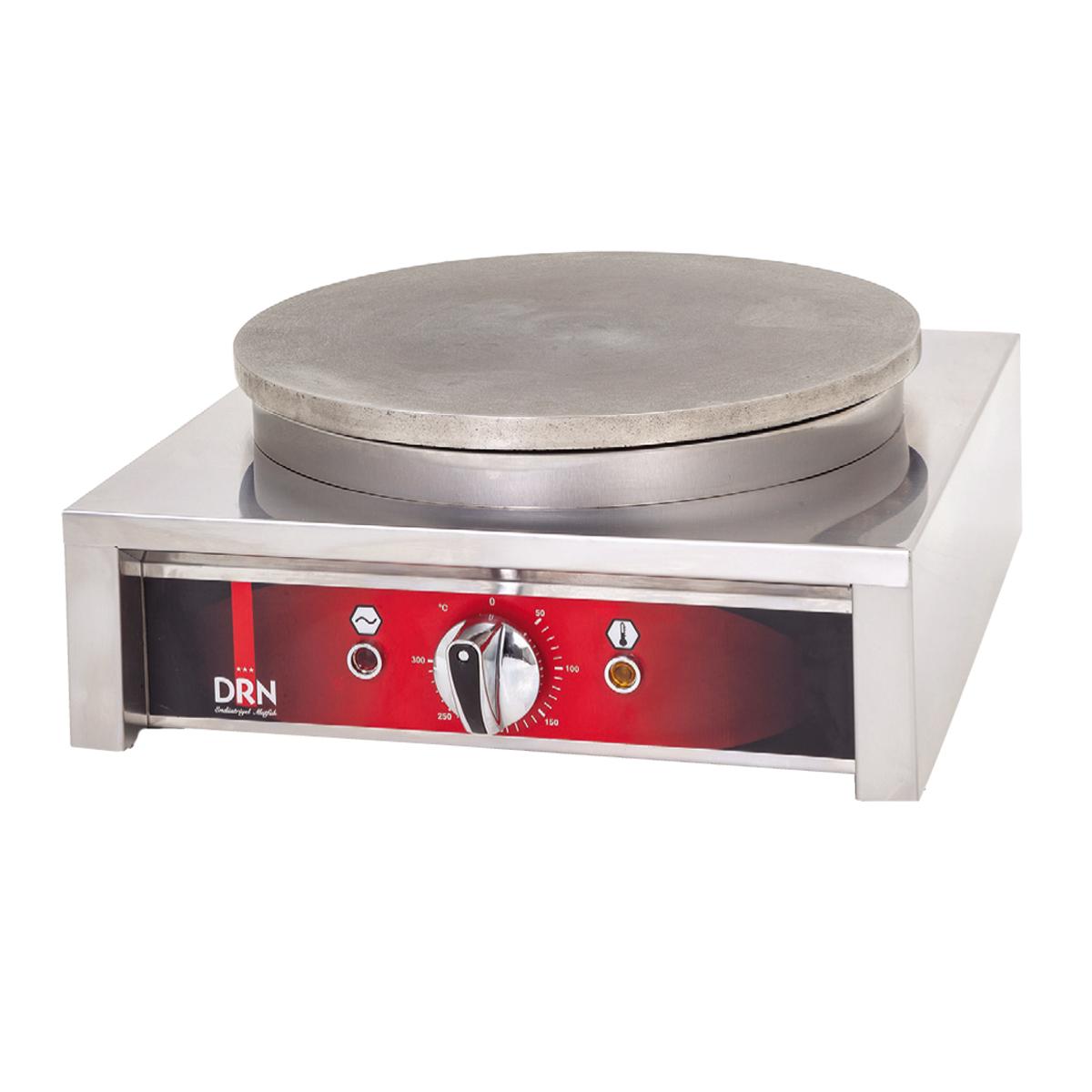Crepe Maker - Square Single - Electric