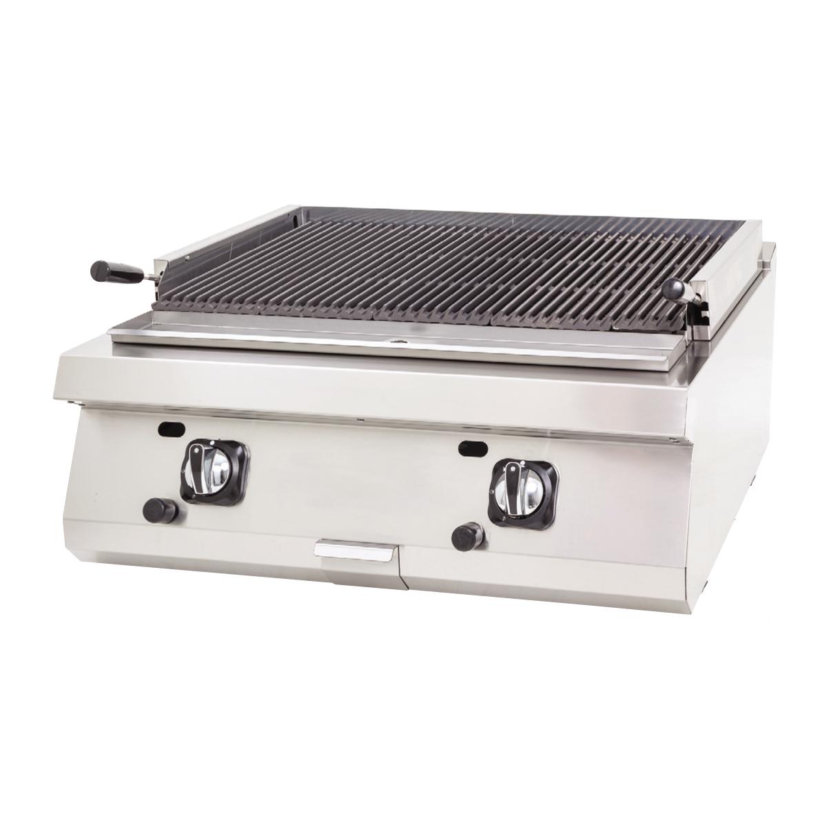 Gas Lava Grill - 80x70
