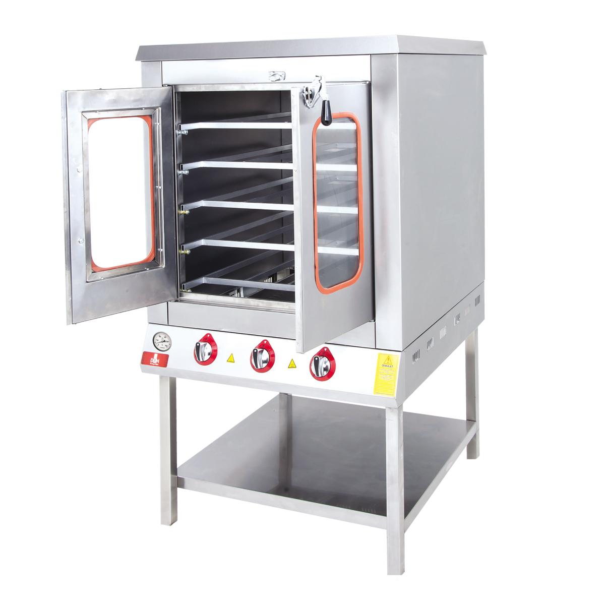 Patisserie Oven - 100x100 - Gazlı
