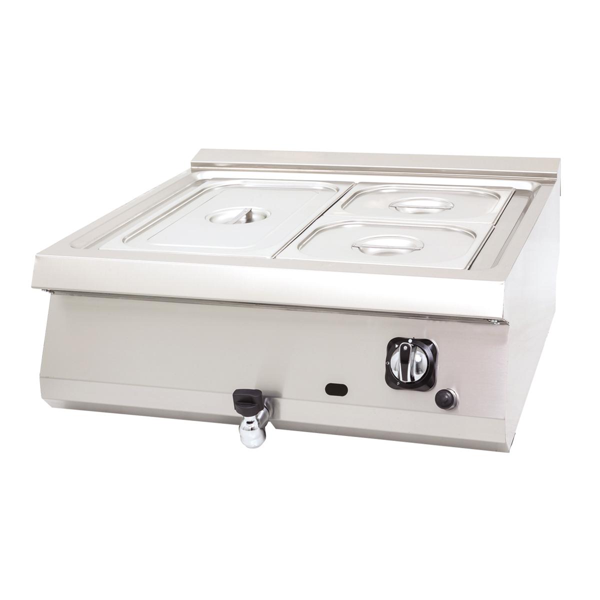 Gas Sauce Bain-Marie - 60x60