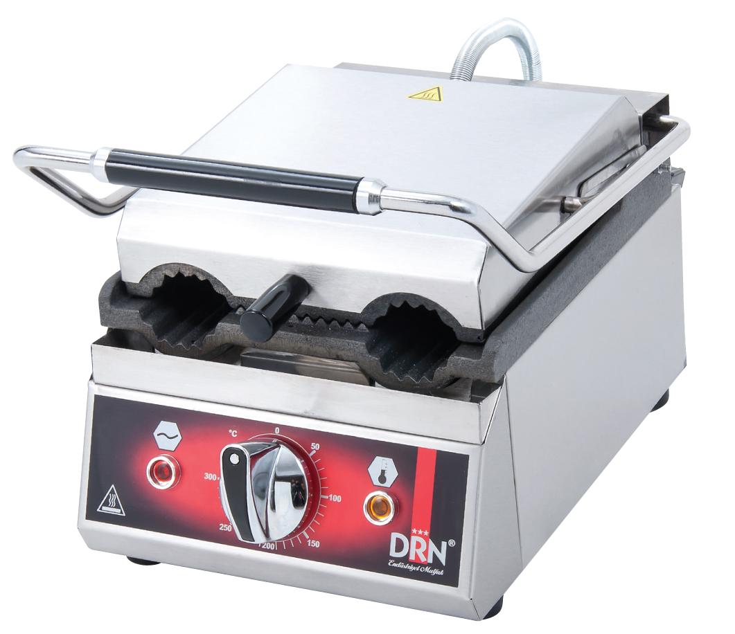Dürüm Tost Makinası - Elektrikli